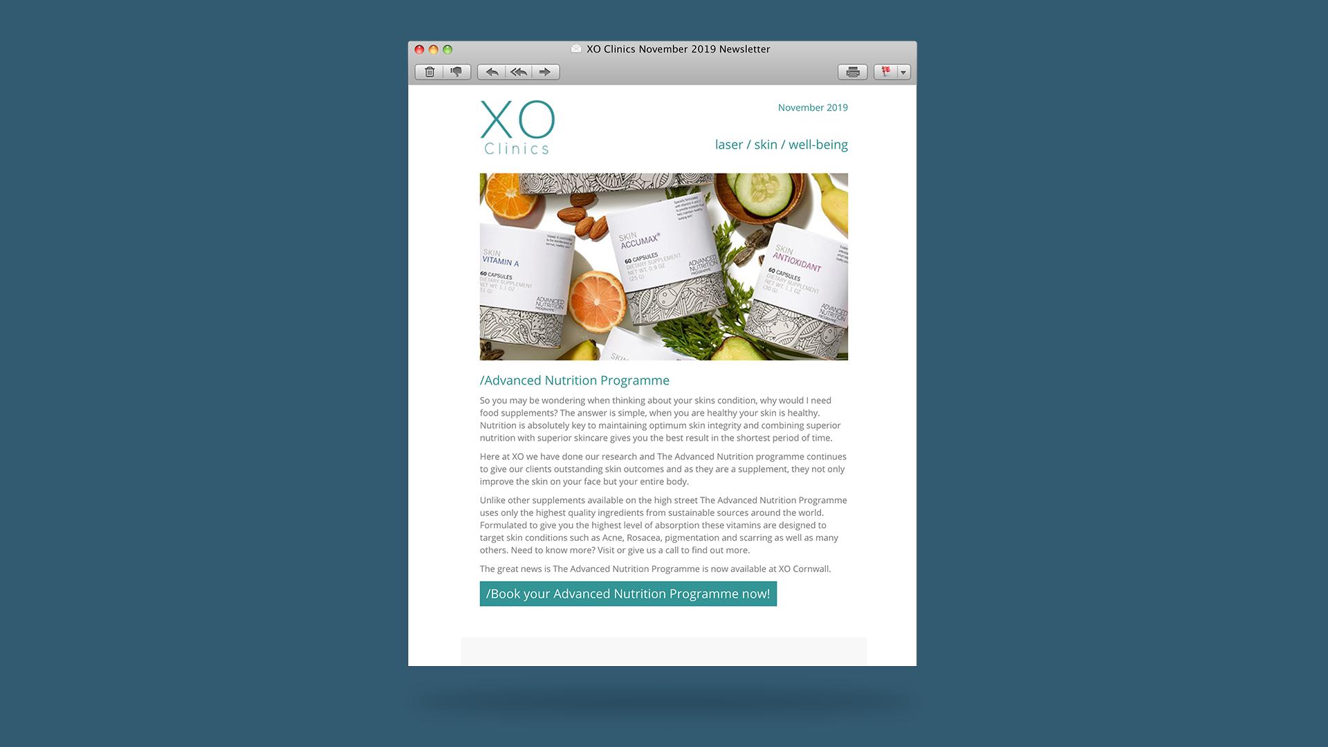 XO Newsletter